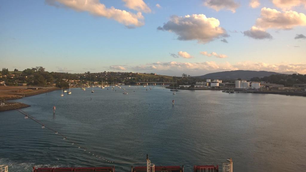 Havnen i Devonport